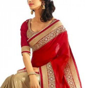Georgette Saree (4)