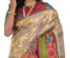 Exclusive Line Pure Silk Gadwal Saree-S7917