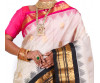 Exclusive Line Pure Silk Gadwal Saree-S7919