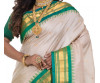 Exclusive Line Pure Silk Gadwal Saree-S7921