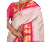 Exclusive Line Pure Silk Gadwal Saree-S7924