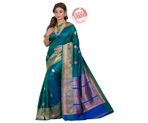Studio Line Pure Katan Silk Saree-S7630