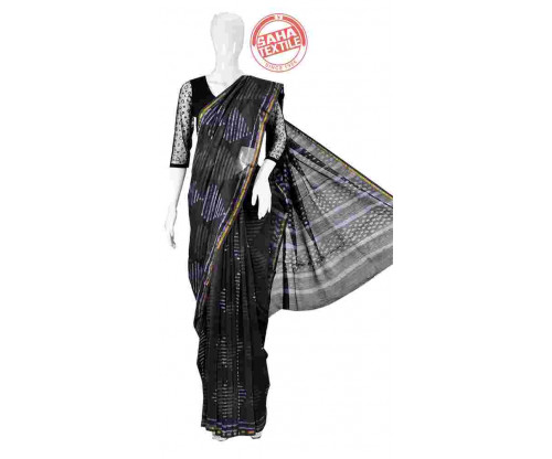 Aranya Printed Chanderi Cotton Saree-S1857