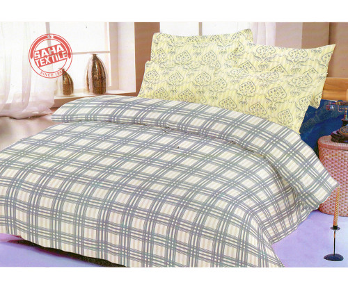 Pure Cotton Bed-sheet Set-BS58