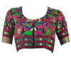 Designer Gujarati Embroidered Blouse - BL39