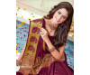 Designer Spun Silk Saree-NH2916