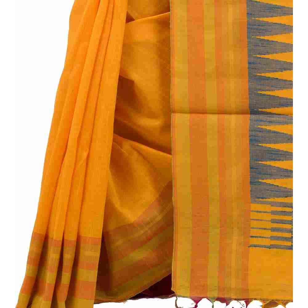 c3b5f709ae Designer Madhubani Printed Dupion Silk Saree-S1949