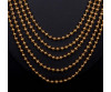 Advika Golden Designer Kundan Lahari Set-J48