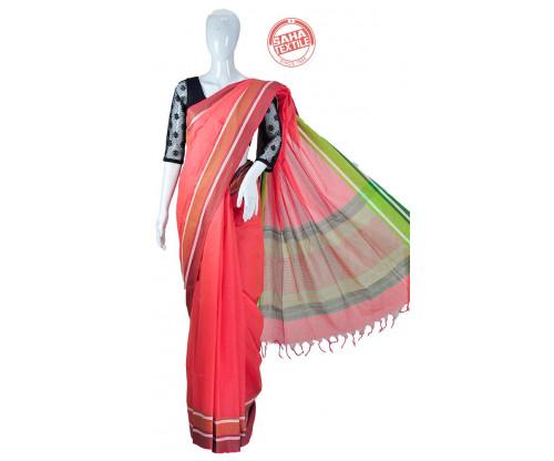 341ebd53b9be9 Ojana Bangla Cotton Saree-S1720