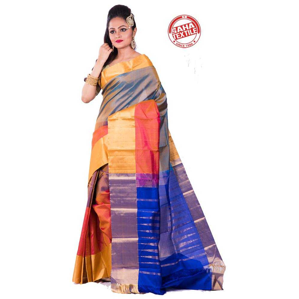 bbd190cc8 Studio Line Pure Kanchipuram Silk Saree-S4615
