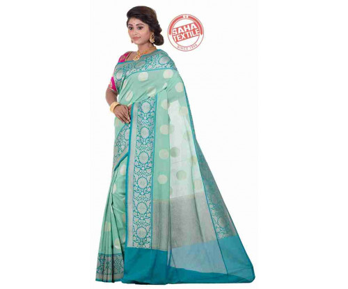 5cfedee42f Studio Line Khadi Banarasi Saree-S7278